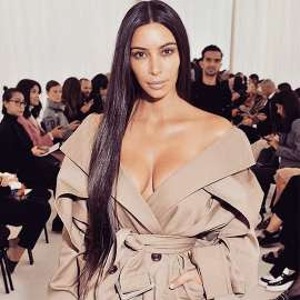 Kim Kardashian unharmed after being held at gunpoint by 2 armed men inside her Paris hotel room