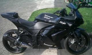Jual Motor Ninja Bekas Murah Di Bali Kediri Tarakan