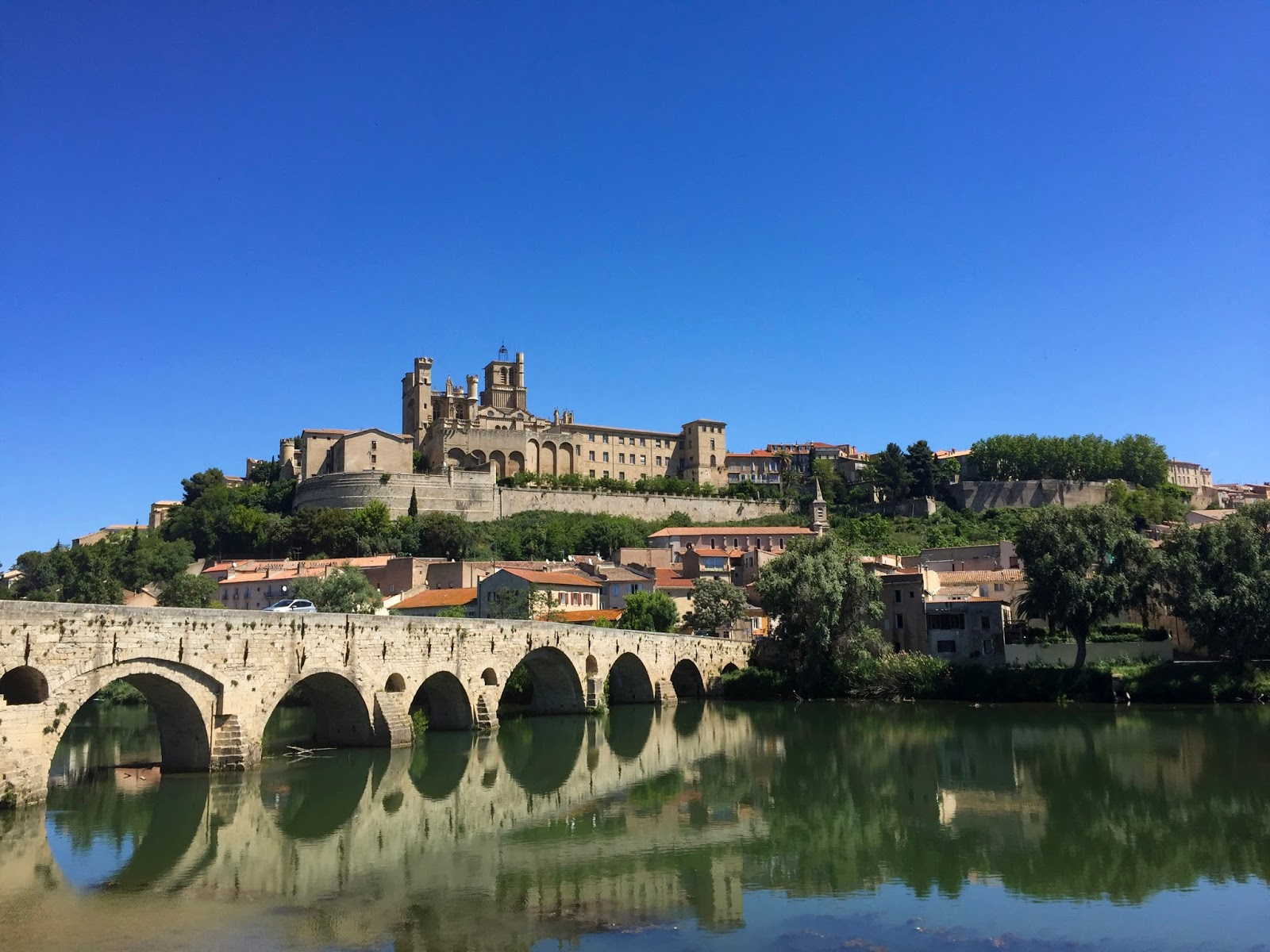 In And Out Beziers little girl, bigger world: béziers: the south of france's