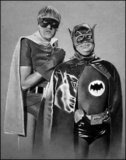 Bat-Del and Rob-ney