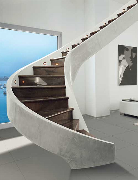 Step Design: Design Therapy: Ultra-Modern Staircase Designs