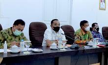 Wakil Bupati Ketapang Pimpin Rapat Forkopimda Persiapan Jelang Idul Adha 1422 H