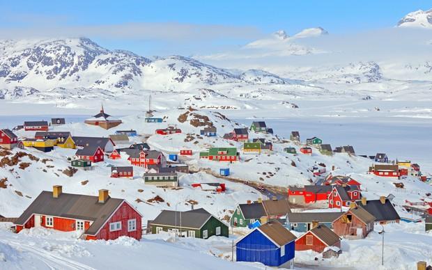 5 Fakta Menarik Greenland, Pulau Es Yang Terus Mencair