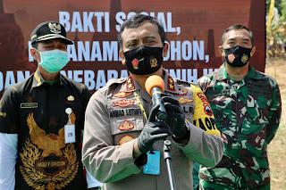 Kapolda Jateng Tetap Ngantor Di Semarang, Solo Dan Semarang Adalah Prioritas Pengamanan Pilkada 2020