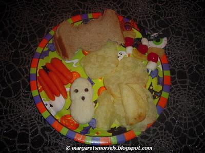 Margaret's Morsels   Halloween