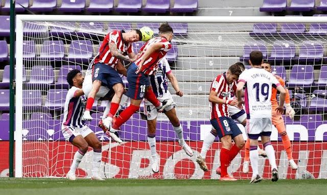 رسمياً .. أتليتيكو مدريد بطلاً للدوري الإسباني