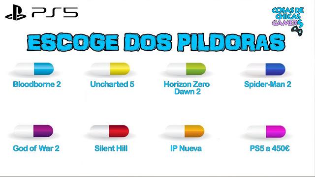 playstation 5 pildoras de apuestas