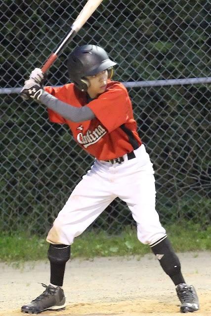 Youth Baseball Action Photos - Halifax NS