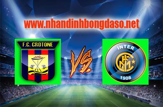 Nhận định bóng đá Crotone vs Inter Milan, 20h00 ngày 09-04