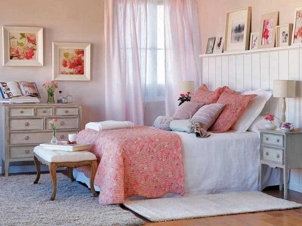 Women's Bedrooms Decorating Ideas 1