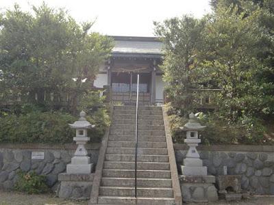 池子神明社