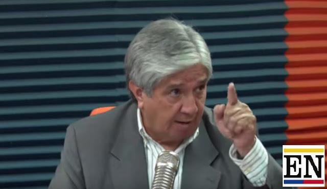 Eduardo Valencia entrevista exa radio democracia