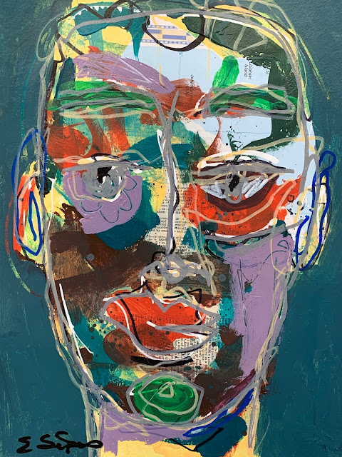 The Art of the Abstract Face