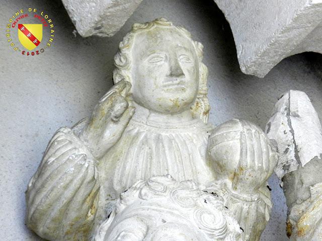 JAINVILLOTTE (88) - Eglise Saint-Michel - Saint Christophe