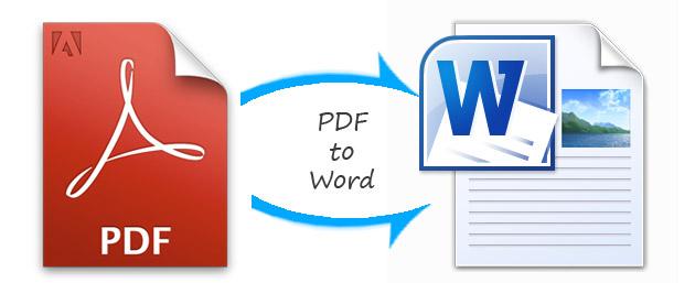 تحويل Pdf الى ملفات وورد Doc و Docx يدعم اللغة العربية