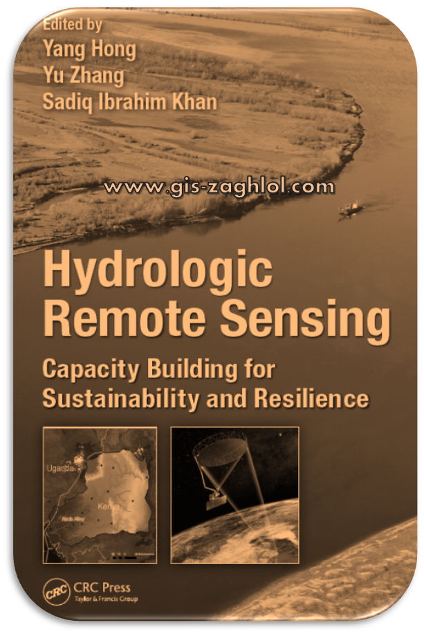 كتاب الاستشعار الهيدرولوجي عن بعد Hydrologic Remote Sensing