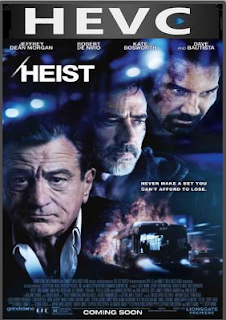 Heist 2015 Hindi Dual Audio 130MB UNCUT BluRay HEVC Mobile ESubs [Hindi (Clean) – English – Dual Audio – BRRip – HEVC Mobile – 130MB – ESubs]