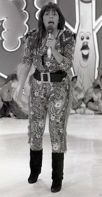 Simony Benelli anos 80