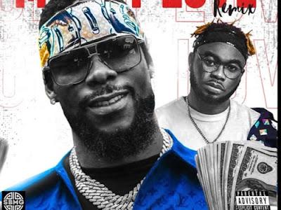 DOWNLOAD MP3: Willie XO ft. Slimcase – Money Love (Remix)