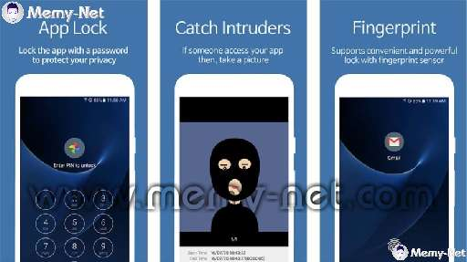 Download app lock application for Android phones
