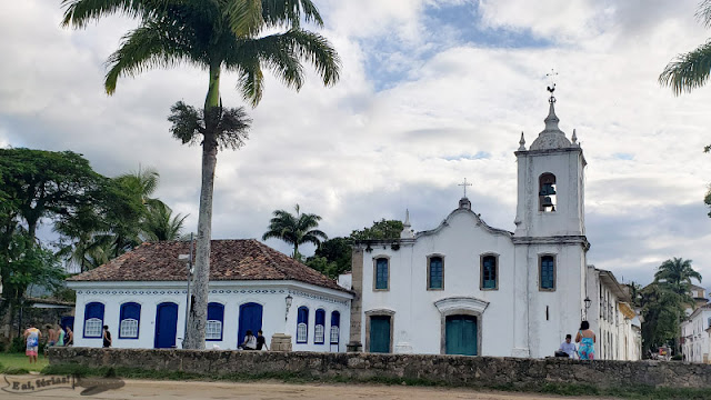 Igreja de Nossa Senhora das Dores, Paraty.