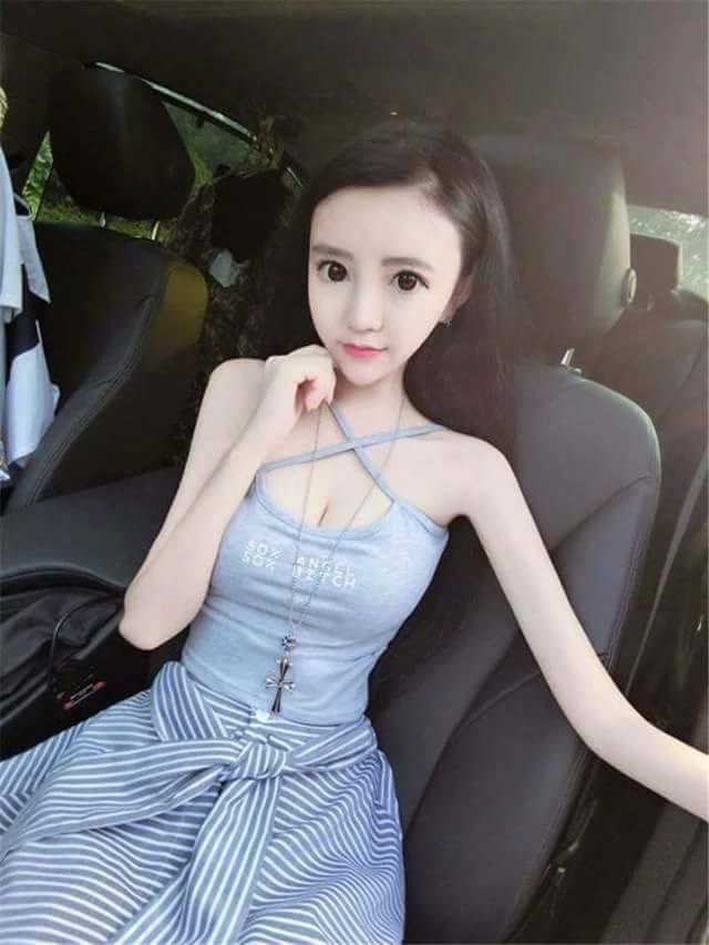 Young Asian Teen Girl Claim She The Most Beautiful With