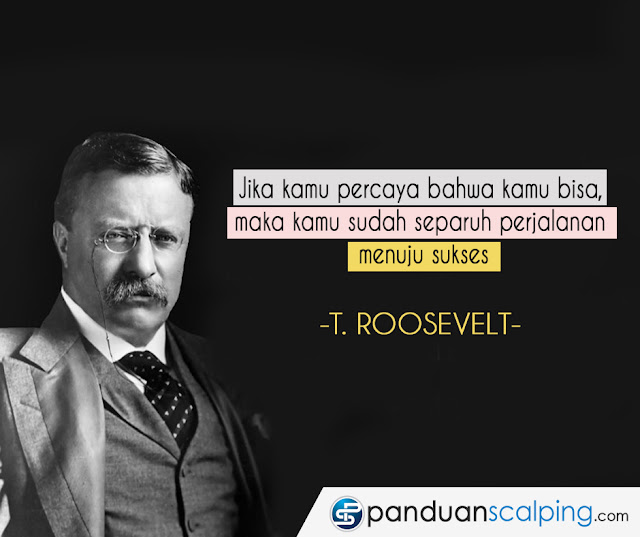 t. roosevelt quotes