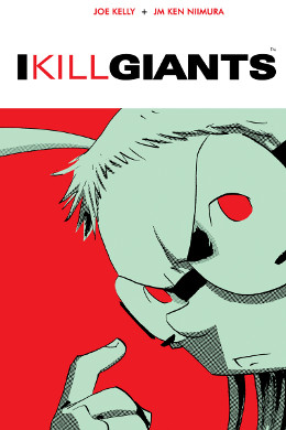 I Kill Giants Comic Online