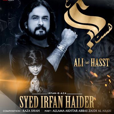 Ali a.s Haast Lyrics