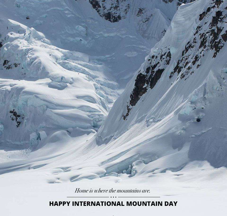 International Mountain Day Wishes Images download