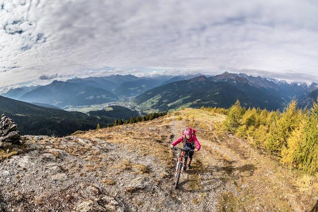 empfehlenswerte biketouren sterzing mtb bike mountainbike