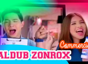Zonrox (with Alden Richards)
