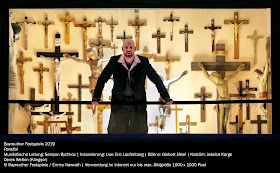 Wagner: Parsifal - Derek Welton - Bayreuth Festival 2019 (photo Enrico Nawrath)