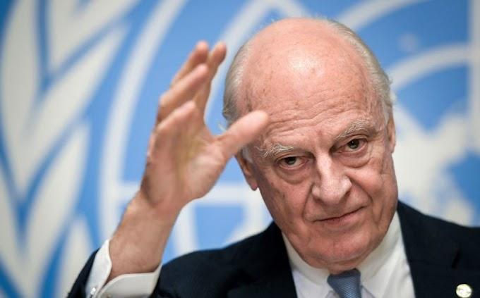 🔴 حصري |  رسميا المغرب يرفض تعيين ستيفان دي ميستورا مبعوثا شخصيا للأمين للأمم المتحدة للصحراء الغربية.