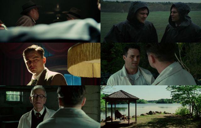 La isla siniestra (2010) HD 1080p Latino 5.1 Dual