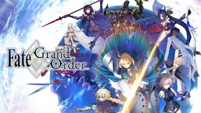 Download Game Fate/Grand Order Versi Terbaru