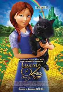 Legendele din Oz: Intoarcerea lui Dorothy online dublat in romana