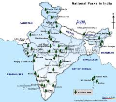 National Park in India State Wise PDF List of National Park for Competitive Exams