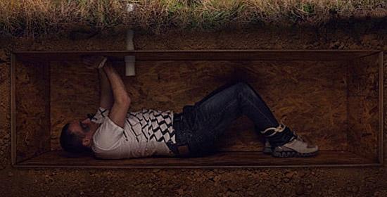 Enterrado vivo - Quanto tempo dura o ar dentro de um caixão?