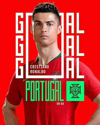 What a #brilliant #goal (#Ronaldo) he makes it 2-0... Portugal 2 Lithuania 0.....#Teamportugal #ForzaCr7 #cr7