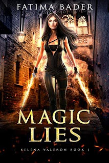 Magic Lies - an Urban Fantasy Novel by Fatima Bader