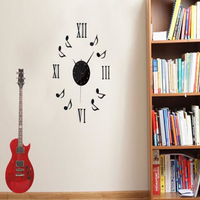 Decoration With Musical Inspiration 6