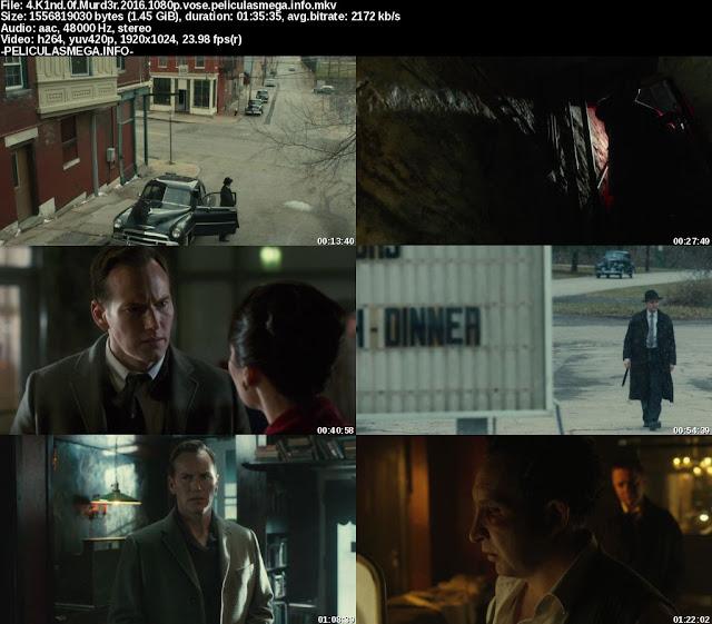 Descargar A Kind of Murder Subtitulado por MEGA.