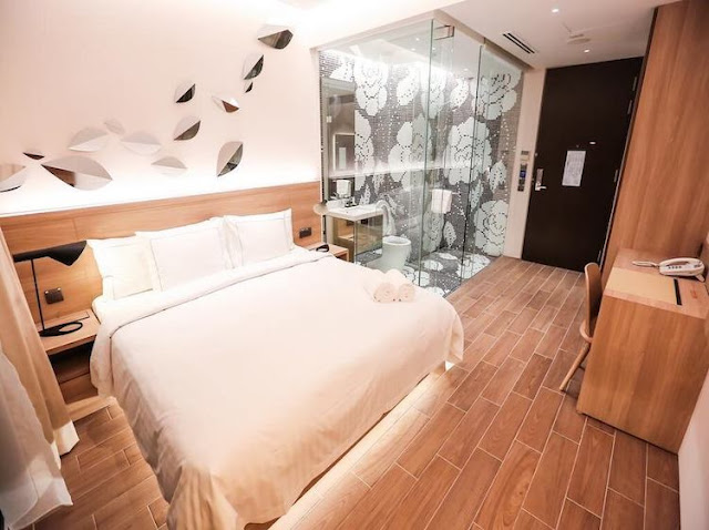 Khách sạn ở khu Bugis Singapore