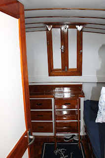 Grand Banks aft cabin