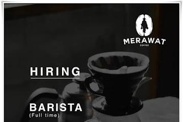 Lowongan Kerja Crew Barista Merawat Coffe