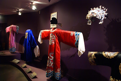 costume de l'opéra chinois