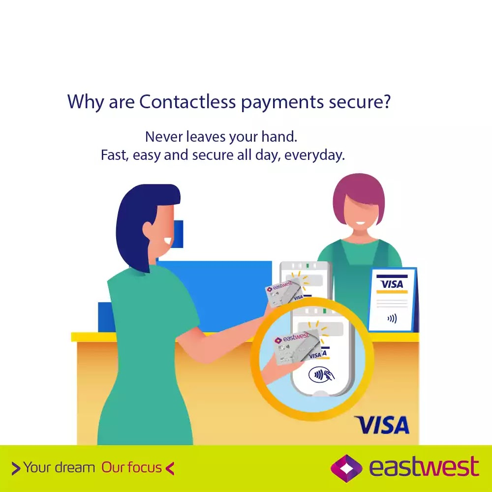 EastWest Visa Tap to Pay