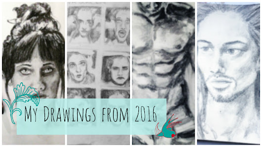 Favourite Drawings from 2016