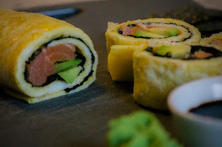 Resep Anak Sushi Omelet